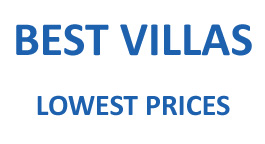 Best Villas - Lowest Prices