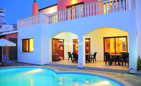 Cyprus Villa Myrto Click this image to view full property details