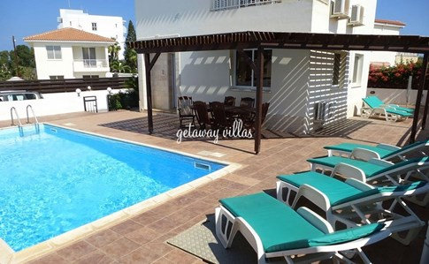 Cyprus Villa Hibiscus Click this image to view full property details