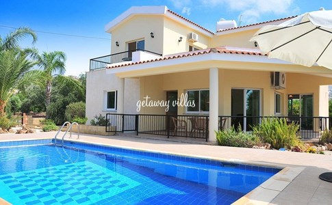 Cyprus Villa Eriketi Click this image to view full property details