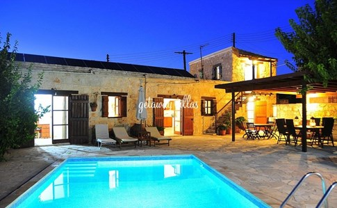 Cyprus Villa Constanteras Click this image to view full property details