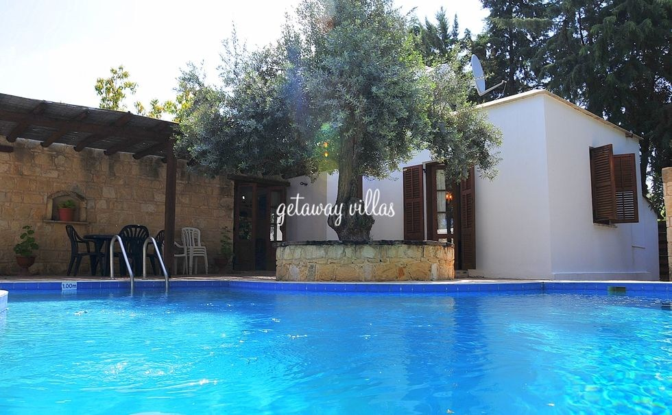Villa - Green-Valley - Goudi-