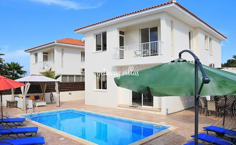 Cyprus Villa Ocean-Breeze Click this image to view full property details
