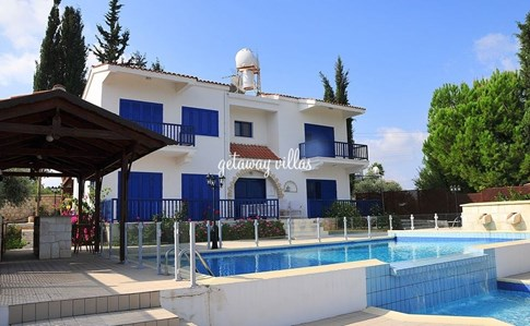 Cyprus Villa Mandola-Rosa Click this image to view full property details