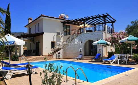 Cyprus Villa Kampos Click this image to view full property details