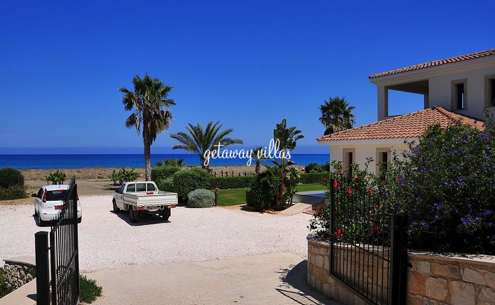 Villa - Anthiana-Beach - Argaka-