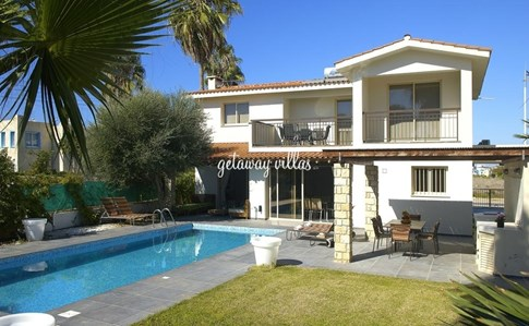 Cyprus Villa Gabriella Click this image to view full property details