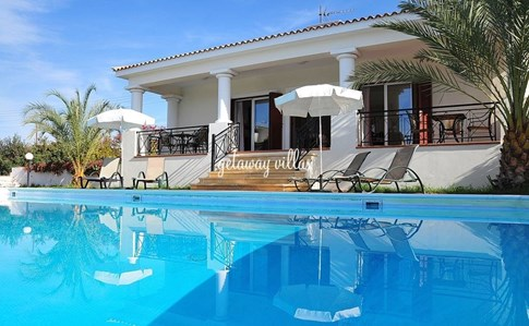Cyprus Villa Mimosa Click this image to view full property details