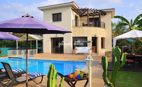Cyprus Villa Anthoullis Click this image to view full property details