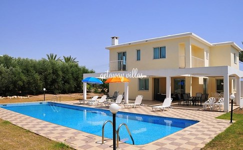 Cyprus Villa Avra-A Click this image to view full property details