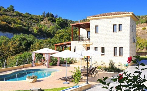 Cyprus Villa Angelissa Click this image to view full property details