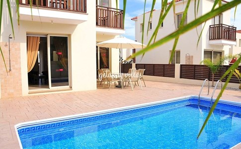 Cyprus Villa Kapparis-Sand Click this image to view full property details