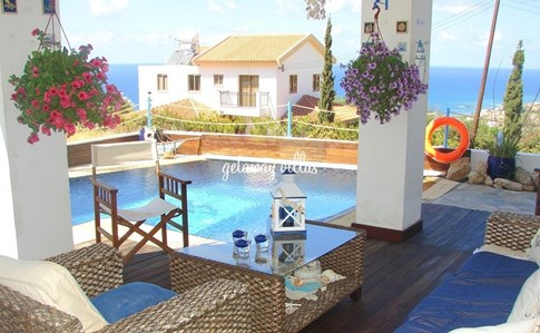 Cyprus Villa Nefeli Click this image to view full property details