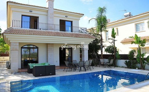 Cyprus Villa Kapparis-Surf Click this image to view full property details