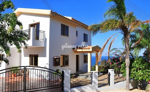 Cyprus Villa Seaview-Petunia Click this image to view full property details
