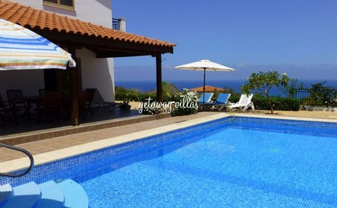 Cyprus Villa Seaview-Primrose Click this image to view full property details
