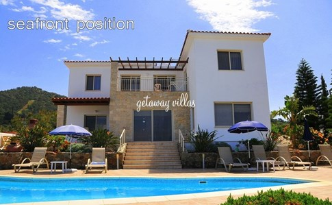 Cyprus Villa Rosemary Click this image to view full property details