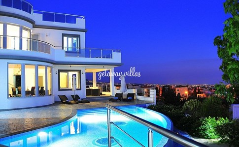 Cyprus Villa Neoria Click this image to view full property details