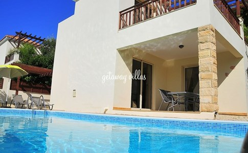 Cyprus Villa Marina-Sunset Click this image to view full property details