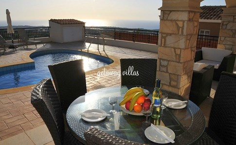 Cyprus Villa Keridwen Click this image to view full property details