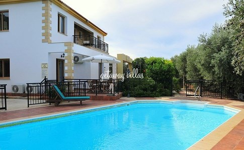 Cyprus Villa Marilena-sunset1 Click this image to view full property details