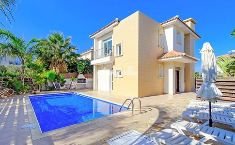 Cyprus Villa Protaras-Sun Click this image to view full property details