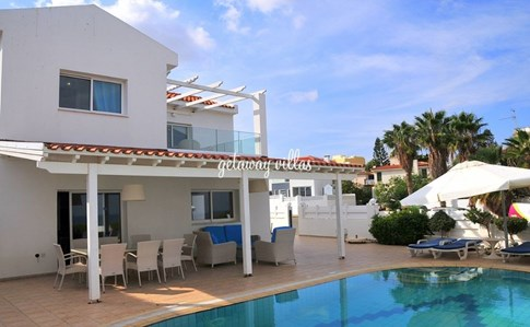 Cyprus Villa Kapparis-Beach Click this image to view full property details