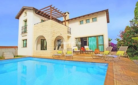 Cyprus Villa Thekla-Blue Click this image to view full property details
