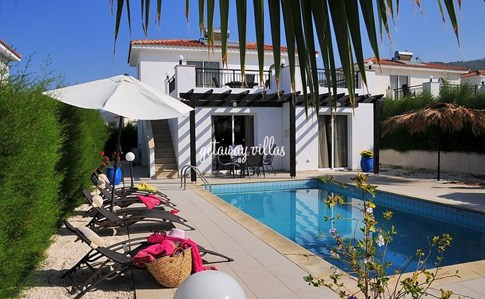 Cyprus Villa Kamelia Click this image to view full property details