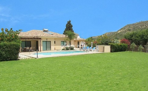 Cyprus Villa Perigiali Click this image to view full property details