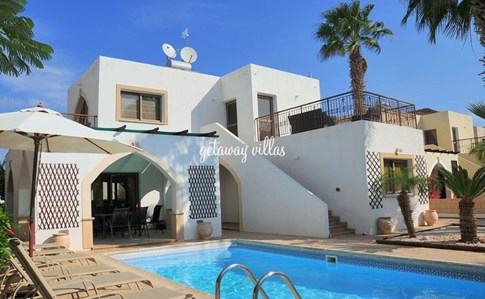 Cyprus Villa Pernera-Pebble Click this image to view full property details