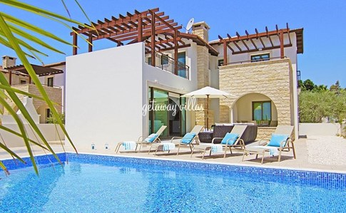 Cyprus Villa Thekla-Shell Click this image to view full property details