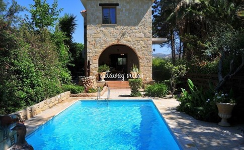 Cyprus Villa Angela Click this image to view full property details