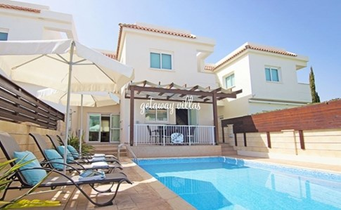 Cyprus Villa Cavo-Crest Click this image to view full property details