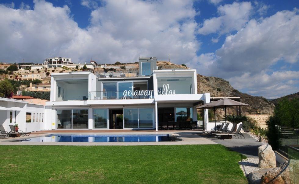Cyprus Villa Villa Santa Marina Coral Bay Paphos District
