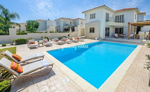 Cyprus Villa Kapparis-Cove Click this image to view full property details