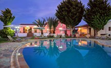 Cyprus Villa Bellapais Click this image to view full property details