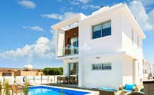Cyprus Villa Kapparis-Dawn Click this image to view full property details